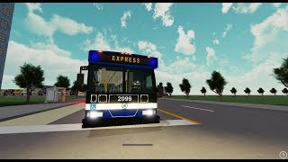NRTC || Orion VII Diesel 2122 || 762 Ridgecrest Station To East Mill Stn (Express) || Roblox