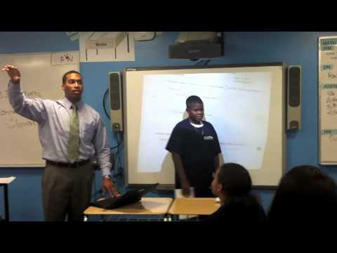 Song-writing Fun after Almunus Talk (Roxbury Preparatory Charter School)