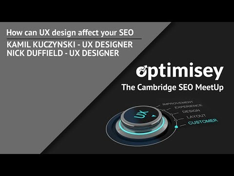 How can UX Design  affect your SEO? | Optimisey