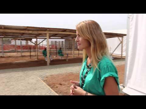 Inside an Ebola Treatment Centre