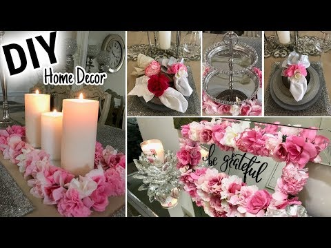 DIY Dollar Tree Spring Home Decor Ideas 2018