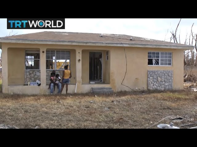 Hurricane Dorian: Residents returning to rebuild destroyed homes