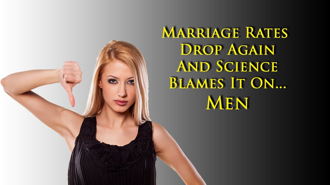 They blame it on unavailable men, but maybe guys are just getting wise to the marriage scam.