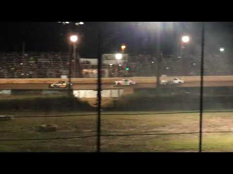 6/16/19 Abilene Speedway A Main Street Stock (PART 1)