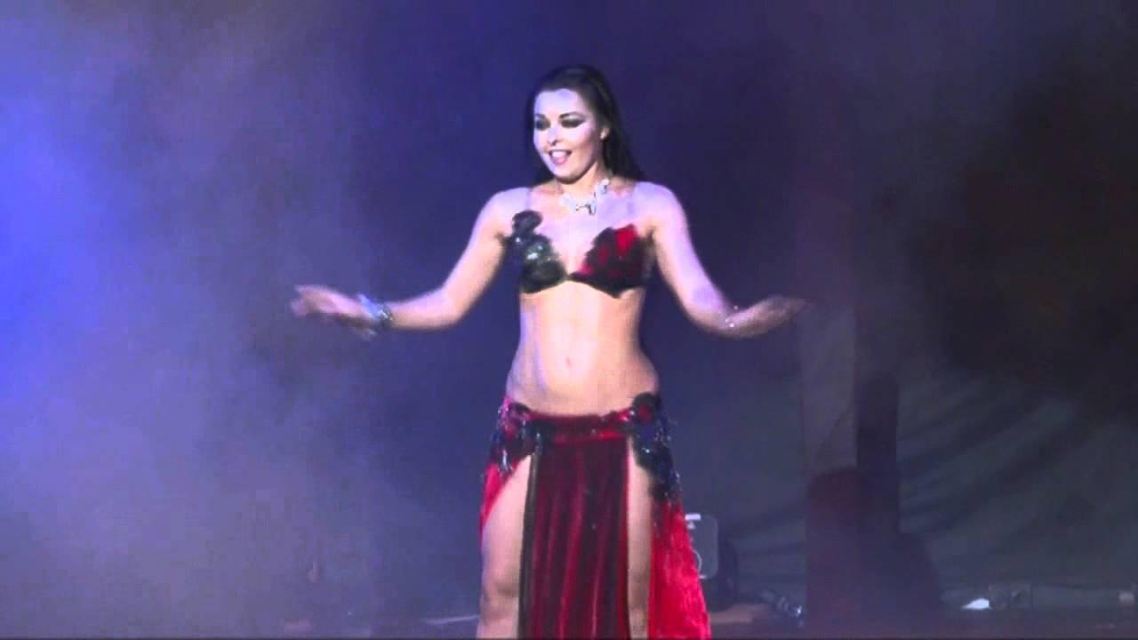Belly dancer alla kushnir sextape 10