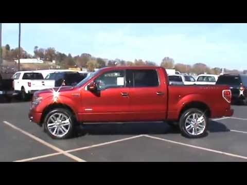 for sale new 2013 ford f 150 limited 4wd stk 30357 youtube. Black Bedroom Furniture Sets. Home Design Ideas