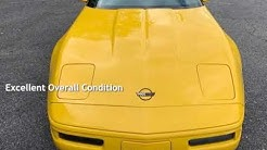 1996 Chevrolet Corvette for sale in JACKSONVILLE, FL