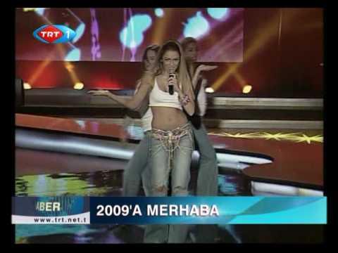 hadise eurovision 2009 gum tek tek