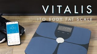 Vitalis ITO Smart body Fat Scale