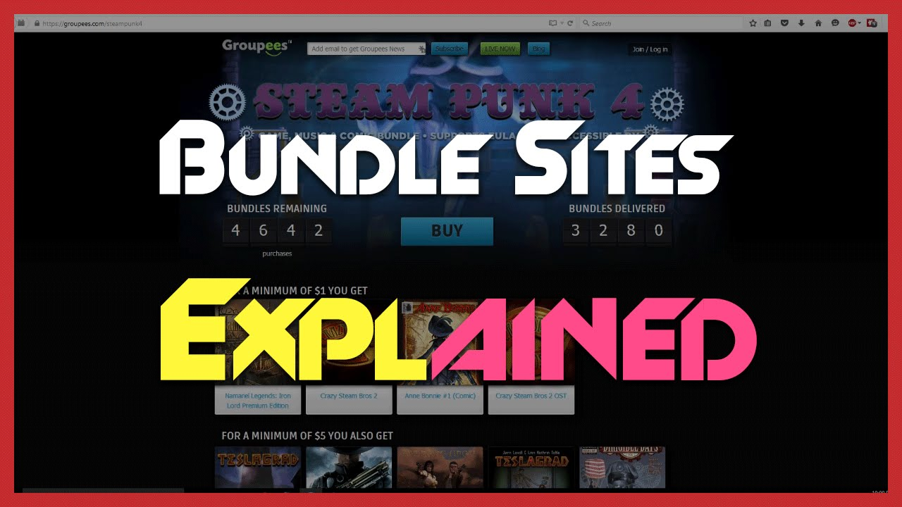 A new Humble Bundle offers tons of great games to raise money to ...