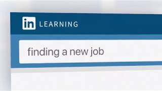Finding a new job   LinkedIn Learning