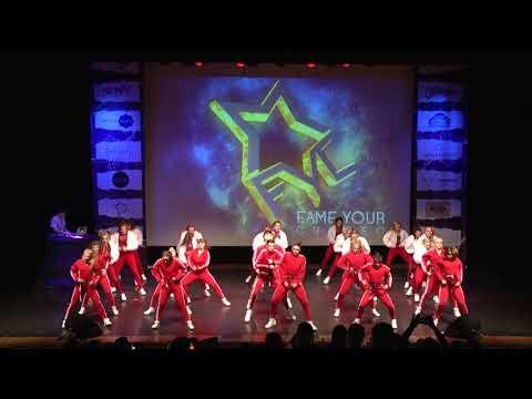 6 X ART BEST LADIES DANCE CREW