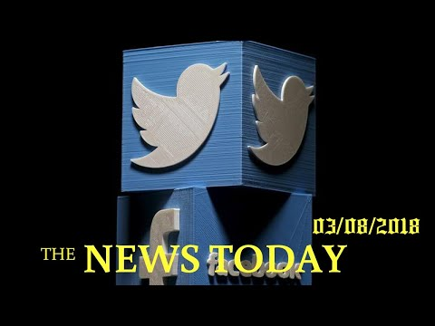 Germany Looks To Revise Social Media Law As Europe Watches | News Today | 03/08/2018 | Donald Trump