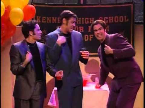 The Original Roxbury Guys Skit | Jim Carrey | What Is Love | SNL