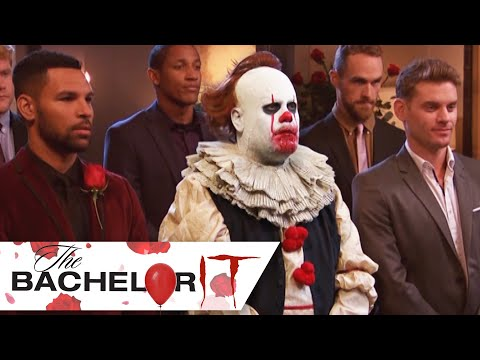 Pennywise Is Seeking Love on 'The BachelorIT'