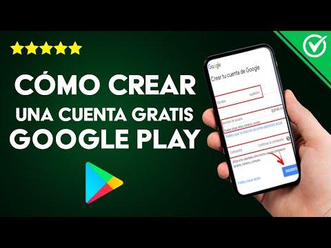 Cómo Crear una Cuenta en la Tienda de Google Play Gratis sin Pagar y sin Vincular Tarjeta