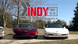 The #35 Corvette Collection // Mecum Indy 2018