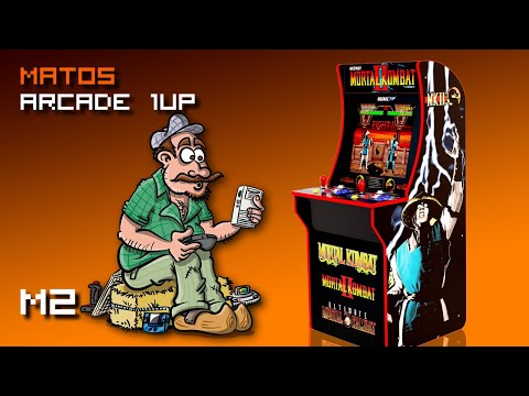 MATOS+ #1 - Borne ARCADE 1UP (1ère PARTIE : STOCK) from Gros Nenesse