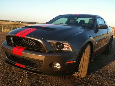 2011 Ford Shelby Cobra Mustang Gt 500 Raw And Unleashed