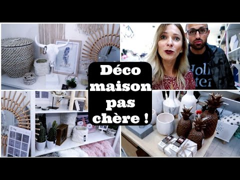 deco maison pas chere a lille vlog youtube. Black Bedroom Furniture Sets. Home Design Ideas
