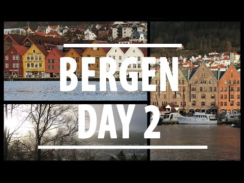 Winter Wonderland & Festival of Lights - Bergen - Vlogmas Travel || PartTimeWanderlust
