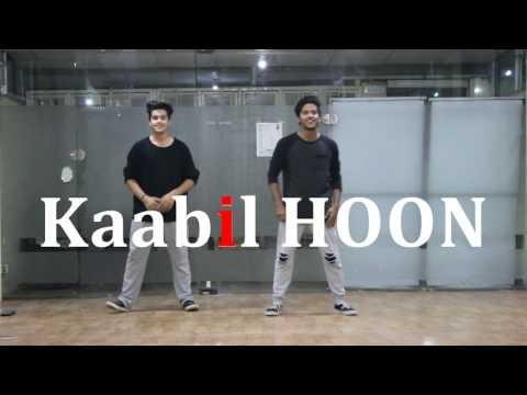 Kaabil Hoon Dance Choreography | Hrithik...