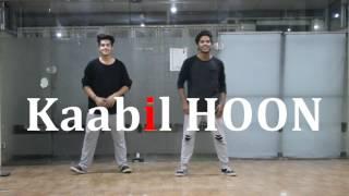 Kaabil Hoon Dance Choreography | Hrithik Roshan | Title Track | DXB Dance Studio