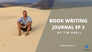 Tim Snell's Book Writing Journal Episode 3 - Working Title & Book Cover