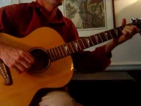 She\'s Always A Woman on acoustic guitar Billy Joel - YouTube