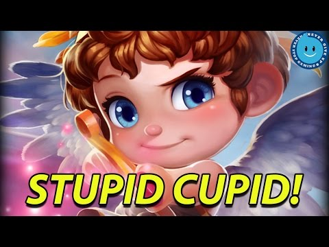 DARE ME! STUPID CUPID! Cupid Gameplay and Build (SMITE)
