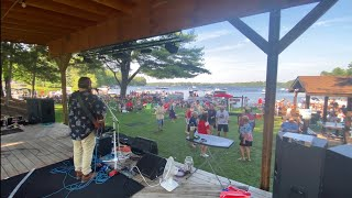 Music in the Park Mani Waters 2021