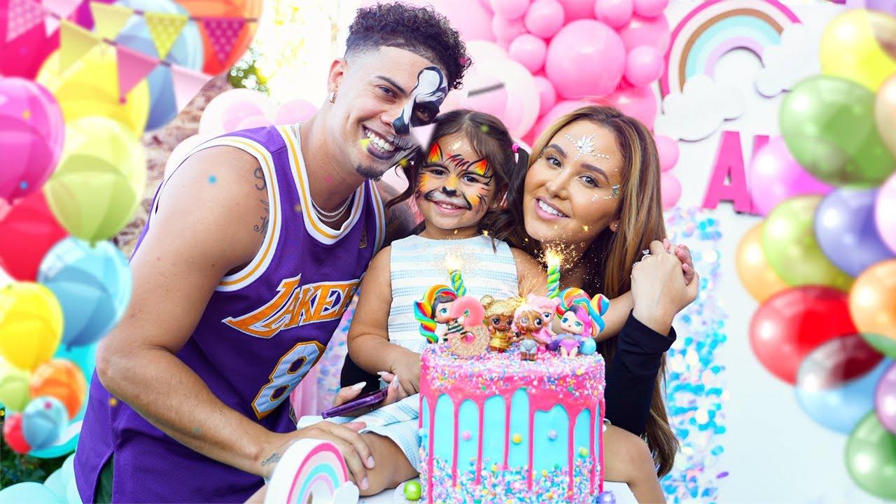 ALAÏA'S 3rd BIRTHDAY PARTY SPECIAL!!!