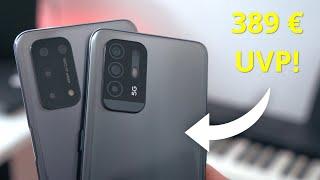 Mittelklasse für unter 400 €? Oppo A94 5G & A54 5G Quick-Review!