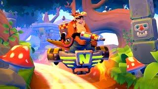 Crash Bandicoot Mobile - Gameplay Walkthrough Part 3 - Dingodile's Gang Boss Battle