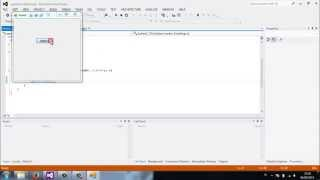 Open New Form with a Button, Close Existing Windows Form C# - Visual Studio 2012