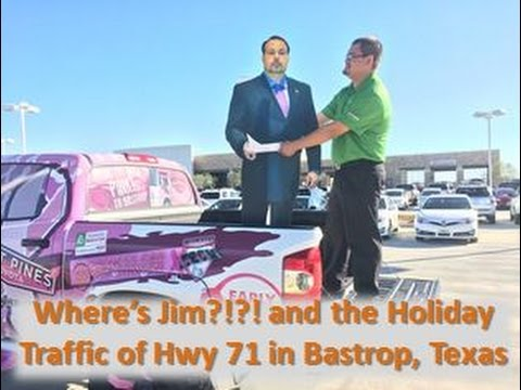 Wheres Jim Black Friday Holiday Traffic from Austin to ...