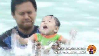 Rombongan Cik Kiah ke Starhill Waterpark