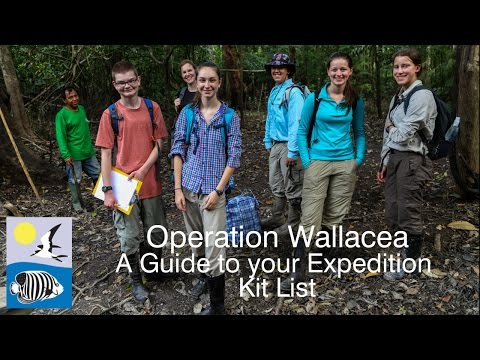 Opwall - A Guide to your Expedition Kit List