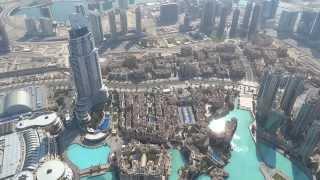 Sony Cyber-shot DSC-HX300 Best zoom test Burj Khalifa, Dubai