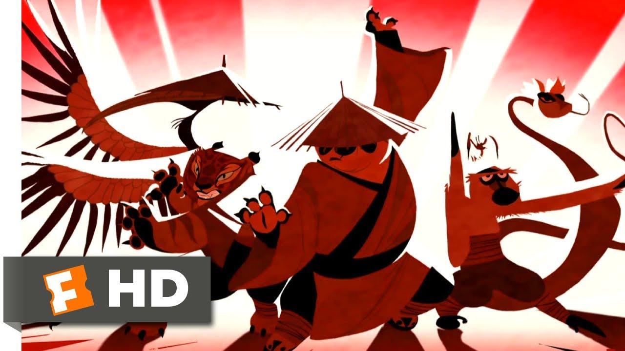 Download Kung Fu Panda (2008) - The Legendary Warrior Scene (1/10) | Movieclips