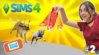 """Los Sims 4 Perros y Gatos Español Gameplay """" Alimentando a mis Mascotas"""" Sims 4 con Artistika 26"""