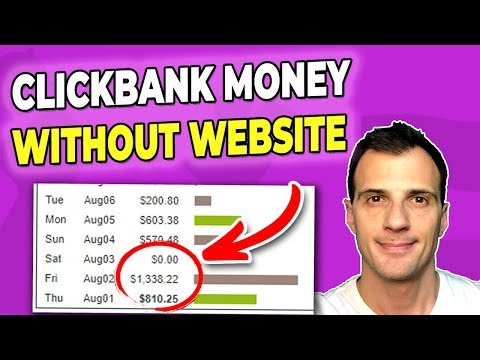 how-to-promote-clickbank-products-without-a-website-(easy)