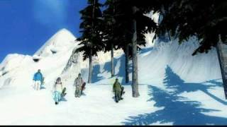 Shaun White Snowboarding - Multiplayer Trailer