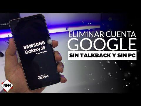 ELIMINAR O SALTAR CUENTA DE GOOGLE EN 1 SOLO PASO SIN TALKBACK Y SIN PC  | 2019 | CUALQUIER MÓVIL