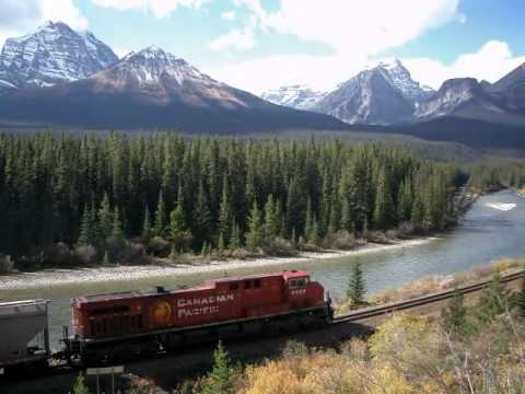 CANADIAN PACIFIC RAILWAY cpr CANADA ONTARIO TO VANCOUVER BC CP RAIL, VIA RAIL