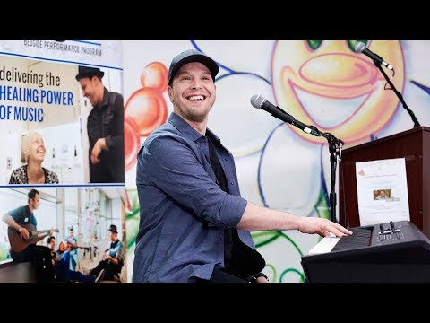 Gavin DeGraw State Farm Neighborhood Sessions – Interview Part 1