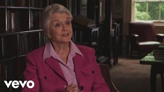 Angela Lansbury - on Discipline and Commitment of Performing on Broadway