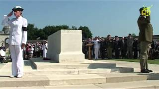 Reburial of 3 South African Soldiers 9 Jul 13 Part 2