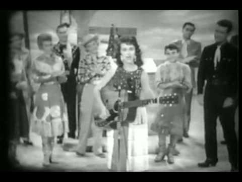 "Wanda Jackson, ""I Gotta Know"" (Western Ranch Party, 1958)"