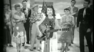 """Wanda Jackson, """"I Gotta Know"""" (Western Ranch Party, 1958)"""
